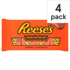 Reeses Peanut Butter Cups Multipack 4 X42.5G