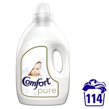 Comfort Pure Fabric Conditioner 114 Washes 4L