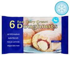 Country Style Cream Doughnuts 300G