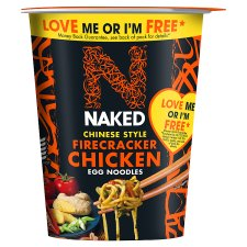 Naked Noodle Firecracker Chicken 78G