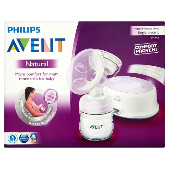 image 1 of Philips Avent Electric Breast Pump Scf332/01