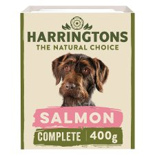 Harringtons Grain Free Salmon & Vegetable Adult Dog 400G