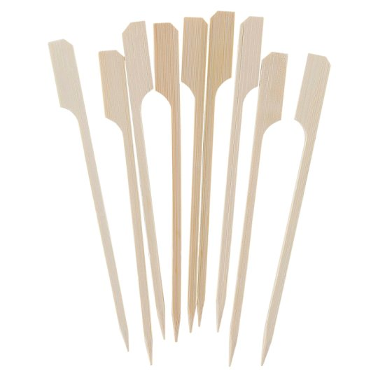 Tesco basics bamboo canape skewers groceries tesco for Canape cocktail sticks
