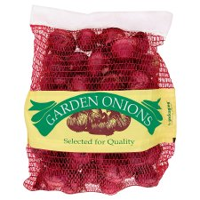 Tesco Red Onions 4Kg