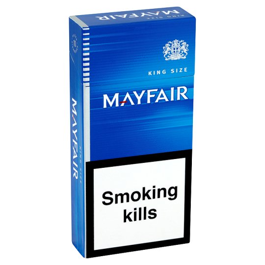 Cigarettes Marlboro packs in Ohio