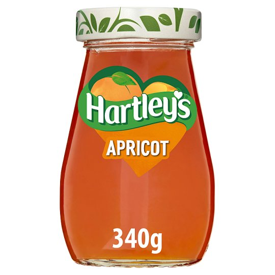 Hartleys Best Apricot Jam 340G