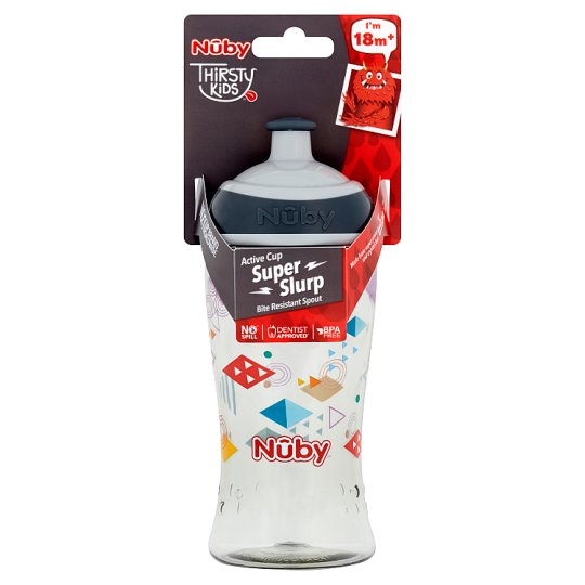 Nuby Super Slurp Pop Up Beaker