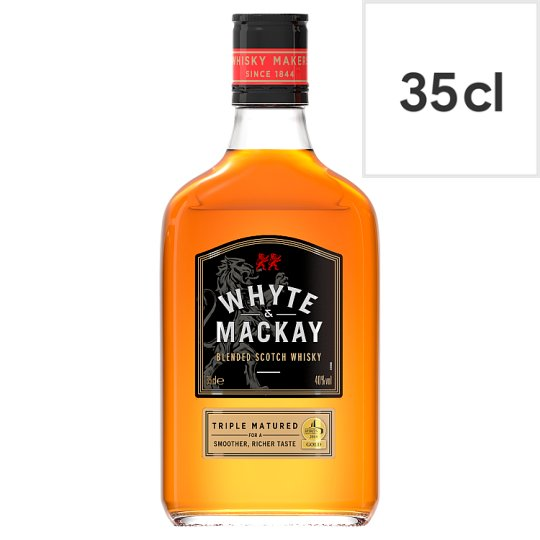 Whyte And Mackay Scotch Whisky 35Cl