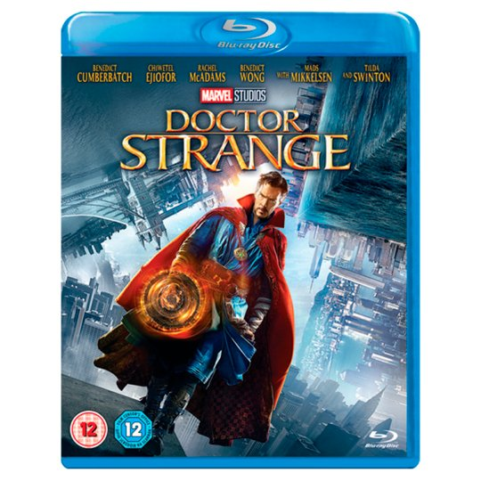 Marvel's Doctor Strange - Blu-Ray
