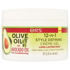 Ors Olive Oil 12-N-1 Style Creme Gel 227G