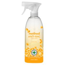 Method Antibacterial Kitchen Sunny Citrus 828Ml