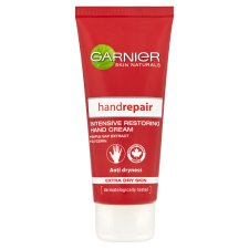Garnier Skin Naturals Hand Repair Restoring Cream 100Ml