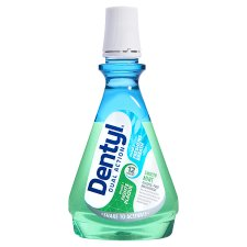 Dentyl Dual Action Smooth Mint Mouthwash 500Ml