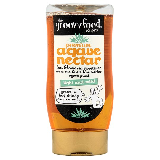 Groovy Food Agave Nectar 250Ml