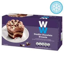 Weight Watchers Double Chocolate Brownies 172G