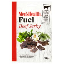 Men's Health Beef Jerky 30G