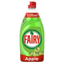 Fairy Apple Orchard Washing Up Liquid 520Ml