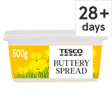 Tesco Butter Me Up Spread 500G