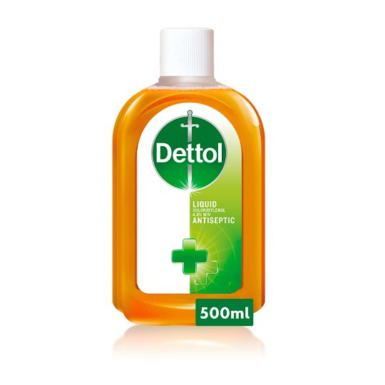 Dettol Disinfectant Antiseptic 500Ml