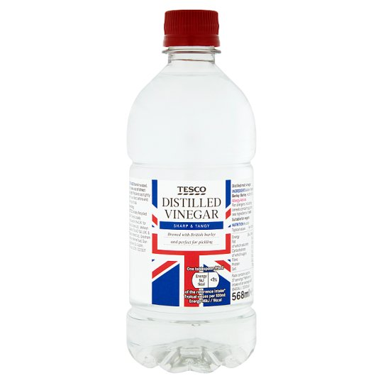 Tesco Distilled Vinegar 568Ml