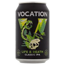 Vocation Life And Death Ipa 330Ml