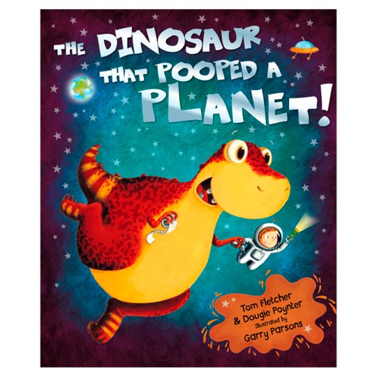 Image result for dinosaur that pooped a planet