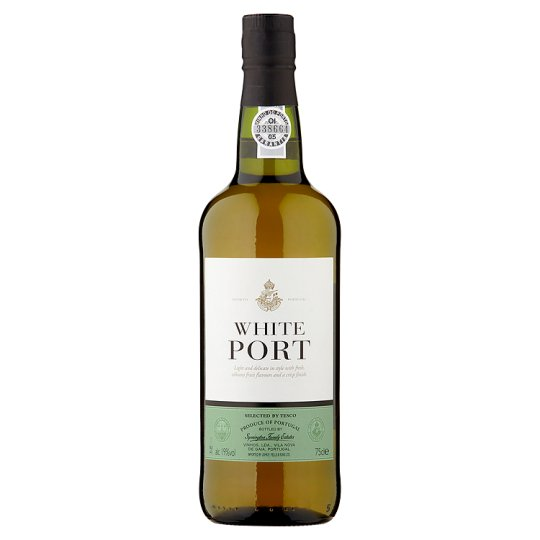 Tesco White Port 75Cl