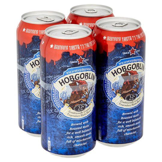 Hobgoblin 4X440ml Can