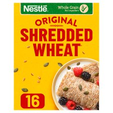 Nestle Shredded Wheat Cereal 16 Pack 360G
