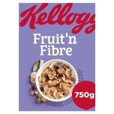 Kelloggs Fruit & Fibre Cereal 750G