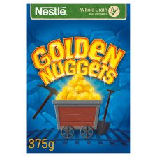 Nestle Golden Nuggets Cereal 375G