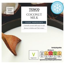 Tesco Coconut Milk 250G