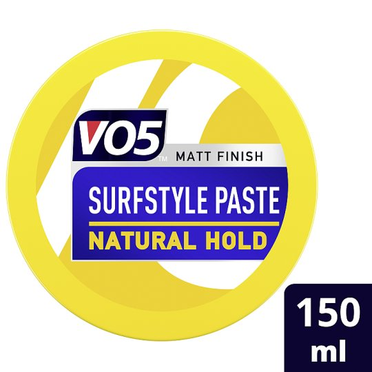 Vo5 Extreme Surf Style Texturising Paste 150Ml
