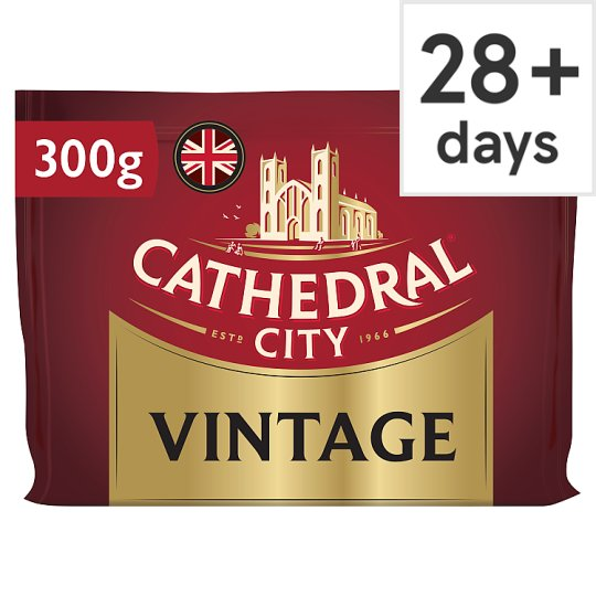 Cathedral City Vintage Cheddar Cheese 300 G