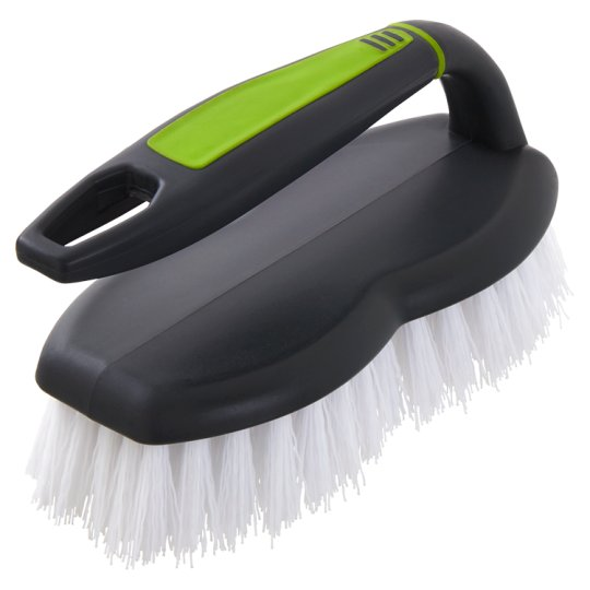 Tesco Soft Grip Scrubbing Brush