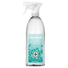 Method Antibacterial Bathroom Spray Water Mint 828Ml