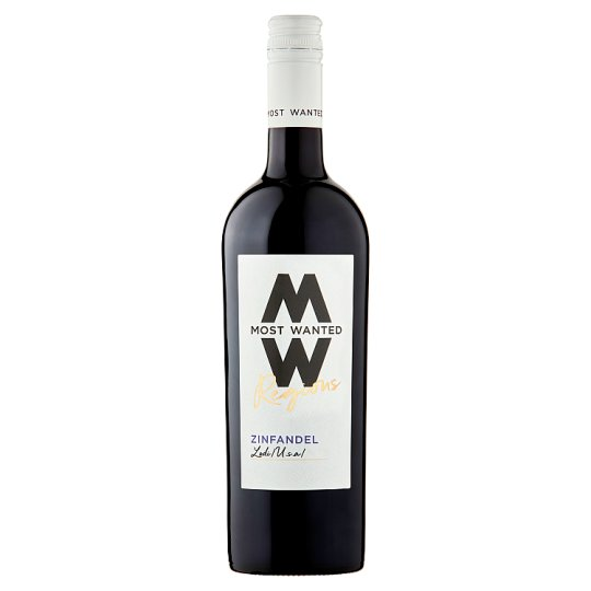 Most Wanted Zinfandel 75Cl