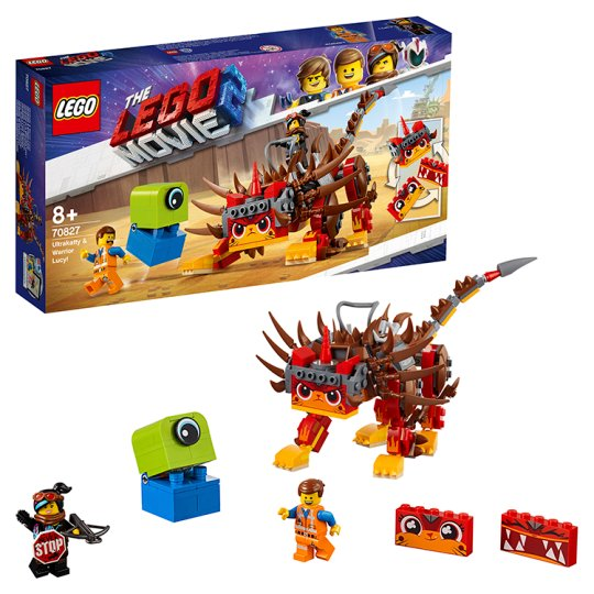 image 1 of Lego Ultracatty And Emmet 70827