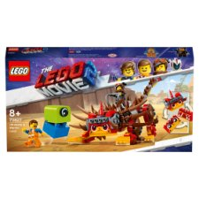 image 2 of Lego Ultracatty And Emmet 70827