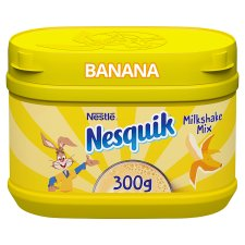 Nesquik Banana Powder 300G