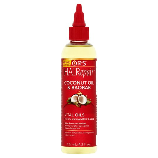 Ors Hairepair Oils For Hair And Scalp 127Ml