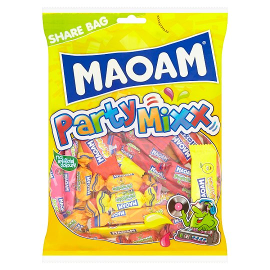 image 1 of Haribo Maoam Party Mix 350G