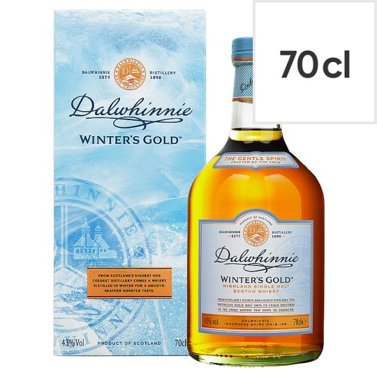 image 1 of Dalwhinnie Winter's Gold Malt Whisky 70Cl