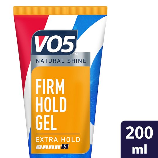 Vo5 Firm Hold Styling Hair Gel 200Ml