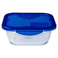 Pyrex Cook And Go Square 1.9L