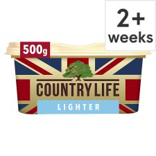 Country Life Lighter Salted Spreadable 500G