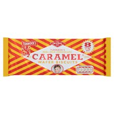 Tunnocks Milk Chocolate Caramel Wafer 240G