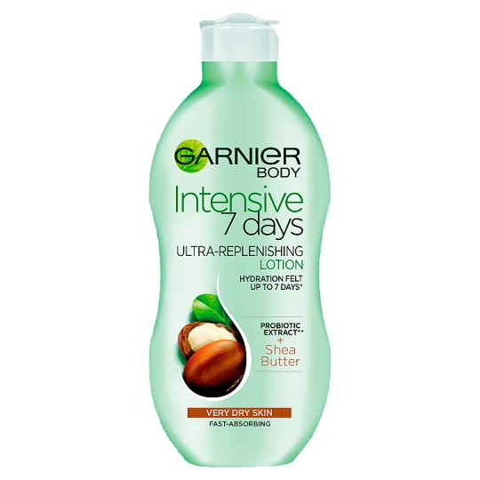 Garnier Body Intensive Shea Ultra Replenishing Lotion 400Ml