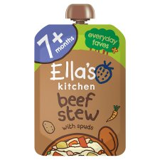 Ella's Kitchen Beef Stew With Spuds 130G
