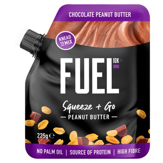 Fuel 10K Chocolate Peanut Butter 225G